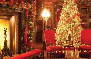 The Magic of Biltmore Estate Christmas