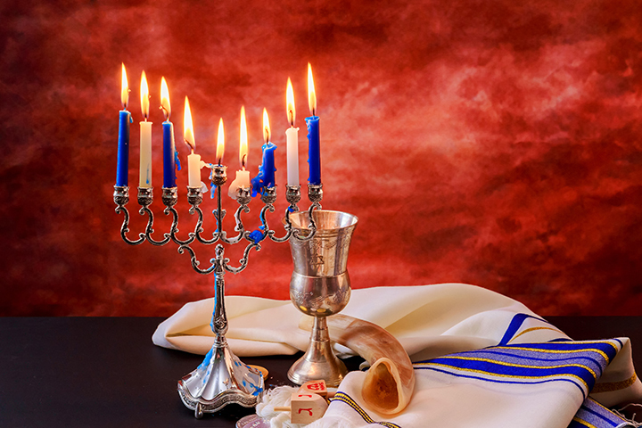 Hanukkah Celebrations in the Southeast